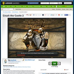 Crush the Castle 2 | Action Games