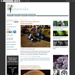 crustcake - METAL BLOG: NEWS, REVIEWS, INTERVIEWS, MP3s AND MORE