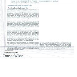 Cruz deWilde: Career Portfolio