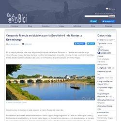 Cruzando Francia en bicicleta por la EuroVelo-6