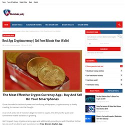 Get Free Bitcoin Your Wallet