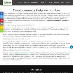 Cryptocurrency Helpline number: [+1-833-540-0910]