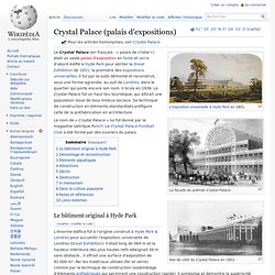 Crystal Palace (palais d'expositions) - Wikipédia - Waterfox