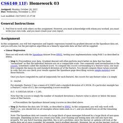 11F: Homework 03