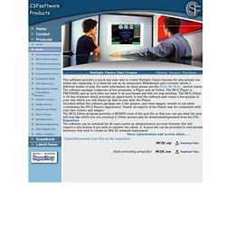 CSFsoftware - MCQC