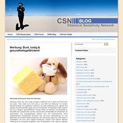 CSN Blog » Werbung: Bunt, lustig & gesundheitsgefährdend