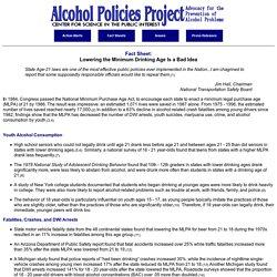 CSPI: Fact Sheet