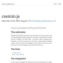 cssmin.js