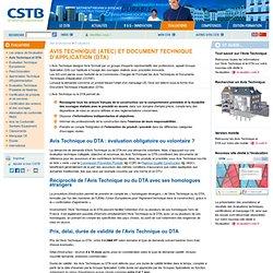 Recherche CSTB