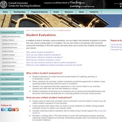 CTE - Student Evaluations