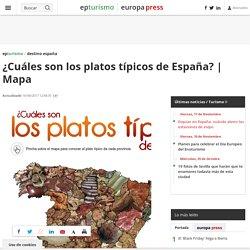 ¿Cuáles son los platos típicos de España?