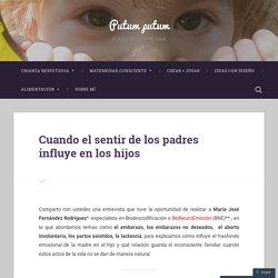 Cuando el sentir de los padres influye en los hijos – Putum putum