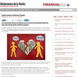 Cuánto cuesta un divorcio en España : Declaracion de la Renta