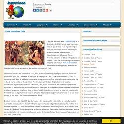 Cuba: Historia de Cuba