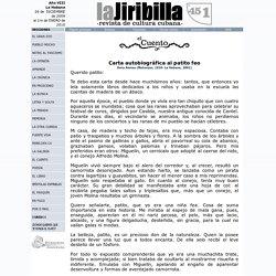 CUBA - LA JIRIBILLA