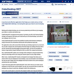CubeDesktop NXT Download