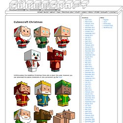 Cubeecraft Christmas