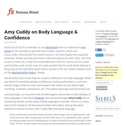 How to Use Your Body Language to Become More Confident