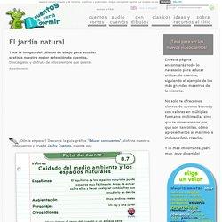 Cuento sobre el cuidado del medio ambiente