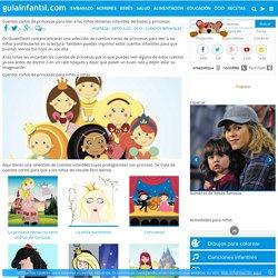 Cuentos cortos de princesas para leer a los niños