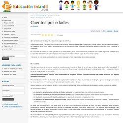 Cuentos por edades - Educacion Infantil