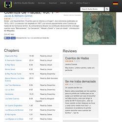 Cuentos de Hadas, Vol. 1 (audio book)