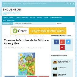 Cuentos infantiles de la Biblia: Adan y Eva