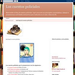 Los cuentos policiales: Antología de cuentos policiales