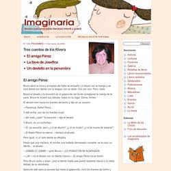 Tres cuentos de Iris Rivera - Imaginaria No. 124 - 17 de marzo de 2004
