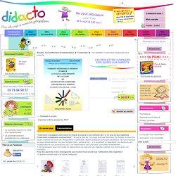 Les réglettes Cuisenaire expliquées aux parents - DIDACTO