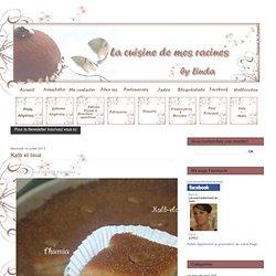 Kalb el louz - Le blog de linda,gâteaux algériens,pâtisserie française