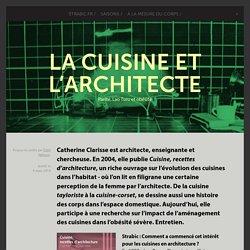 La cuisine et l'architecte - Parité, Lao Tseu et obésité