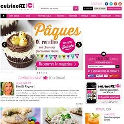 Cuisine AZ, Recettes de cuisine de A à Z
