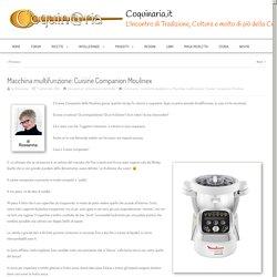 Cuisine Companion della Moulinex