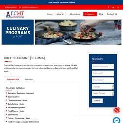 Chef De Cuisine Diploma - Professional Culnary Program