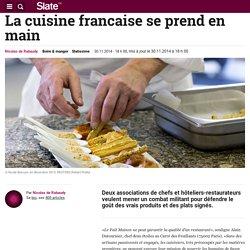 La cuisine francaise se prend en main