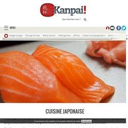 Cuisine japonaise : sushi, bento, ramen et tout le reste