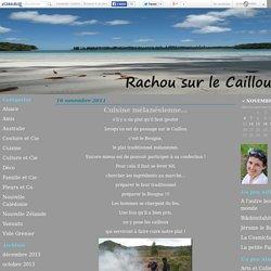 Cuisine mélanésienne… - Rachou sur le Caillou