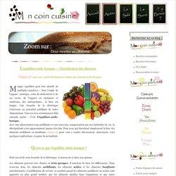 """""""Mon coin cuisine"""", le blog des recettes simples à partager:"""