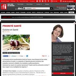 RFI 24/03/15 PRIORITE SANTE - cuisine et santé