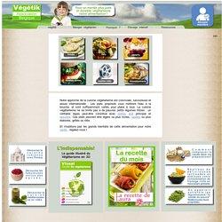 cuisine végétarienne recettes
