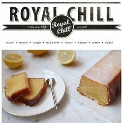 Royal Chill - blog cuisine, voyages et photographie