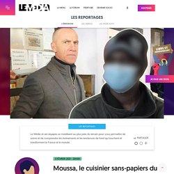 3 fév. 2021 Moussa, le cuisinier sans-papiers du Poppies menacé d'expulsion