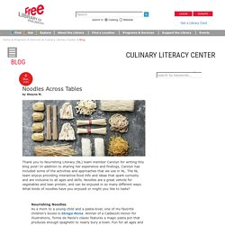 Culinary Literacy Center Blog - Free Library