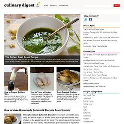 Culinary Digest | Food blog, recipes, cooking techniques, and food community
