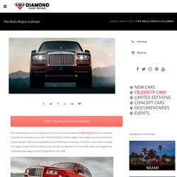 The Rolls-Royce Cullinan review at Luxury Car Rental USA