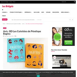 Avis : BD Les Culottées de Pénélope Bagieu...