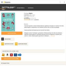 Culottées, tome 1 - Pénélope Bagieu