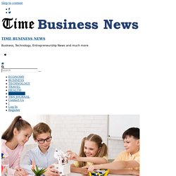 What Cultivates Children To Be Gifted Kids? - TIME BUSINESS NEWS