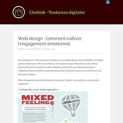 Web design : comment cultiver l'engagement émotionnel